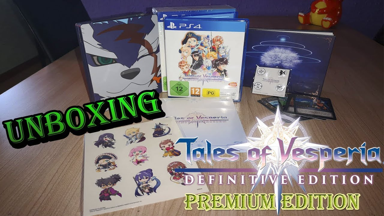 tales of vesperia definitive edition ps4 multiplayer