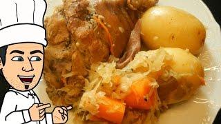 Свиная рулька нежная и вкусная от кулинарного Шоу Жарь Пей