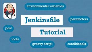 Complete Jenkins Pipeline Tutorial | Jenkinsfile explained