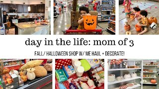 DAY IN THE LIFE SAHM OF 3 // CLEANING, ORGANIZING, SHOPPING, HAULS & MOM LIFE :) Jessica Tull