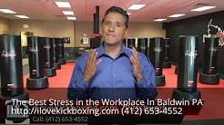 Stress in the Workplace Baldwin PA