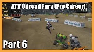(Now Its Getting Harder, Help) ATV Offroad Fury Pro Career Part #6