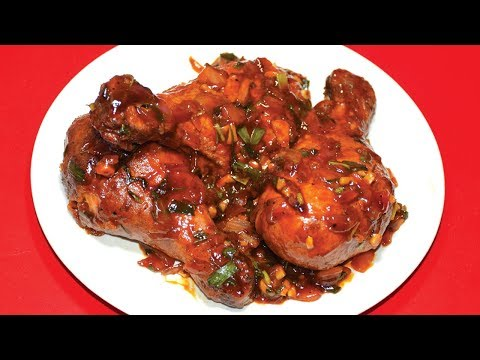 Drums Of Heaven – Most Popular Chicken Recipe With Chicken Drumsticks – Chicken Starters