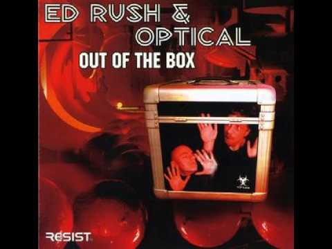 Ed Rush & Optical ‎– Out Of The Box