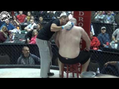 Hardrock MMA 85 Fight 1 Jeremy Craig vs Jonathan Franklin Heavyweight Ammy