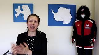 Kutuplara Uzanan Bilim | Burcu Özsoy | TEDxOrtakoy