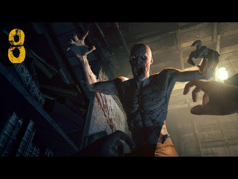 Outlast Gameplay Walkthrough - Part 8 Run!...
