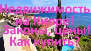 Кипр - законы, цены на питание и недвижимость