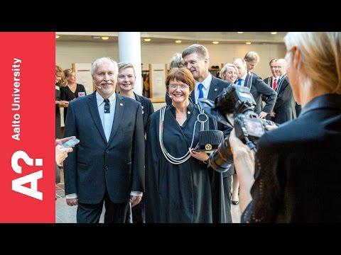 Aalto University opening of the academic year 2016-2017 / Lukuvuoden avajaiset 2016-2017