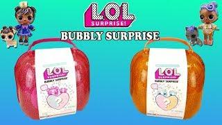 NEW LOL BUBBLY SURPRISE  ОБЗОР Новых чемоданчиков ЛОЛ Limited Edition LOL Pink + Orange Rare