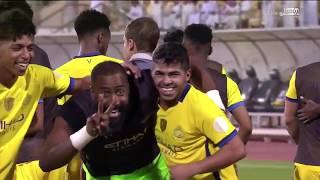 ملخص مباراة الرائد 0 : 2 النصر الجولة | 7 | دوري الأمير محمد بن سلمان للمحترفين 2019
