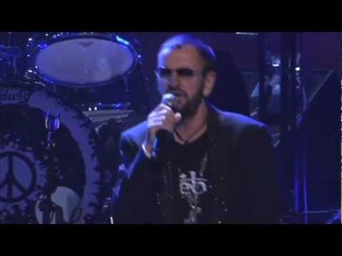 Ringo Starr &  The 2012 All Starr Band - On The Road!