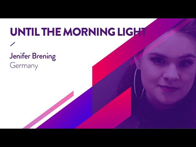 Jenifer Brening - Until the morning light