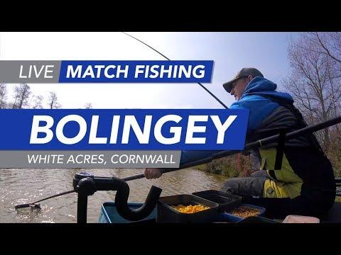 Live Match Fishing: Bolingey, White Acres
