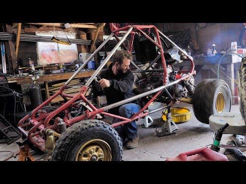 Honda Odyssey Engine Swap Runs! 800cc 2 Stroke