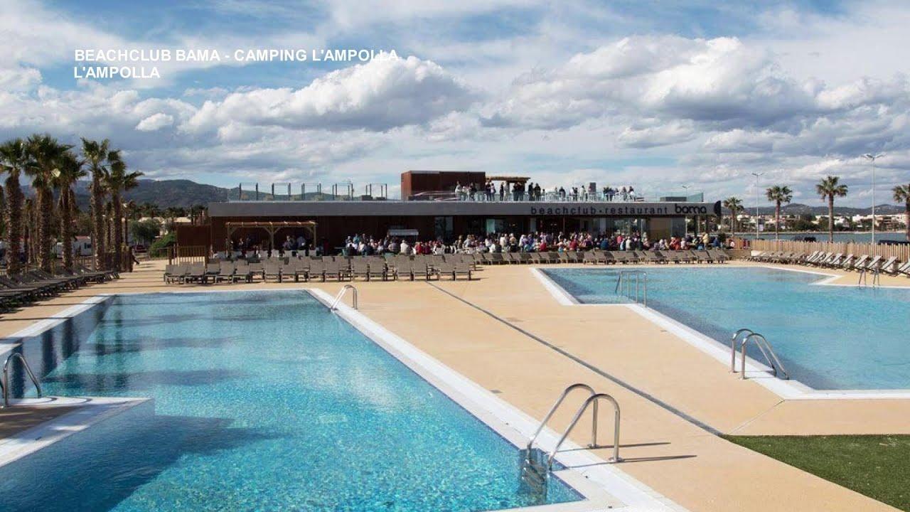better best quality new york Inauguració Bama Beach Club - Camping L'Ampolla