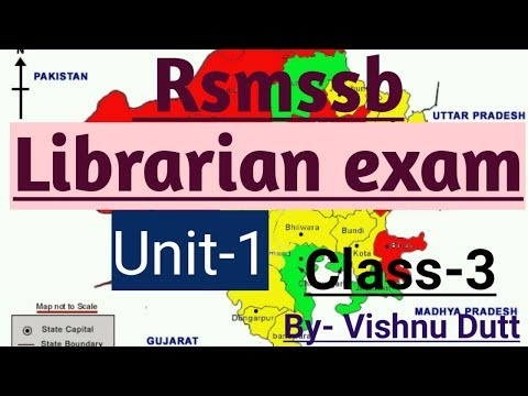 Rssb Librarian Class | Library Association- ILA, IFLA, Unesco And RRRLF