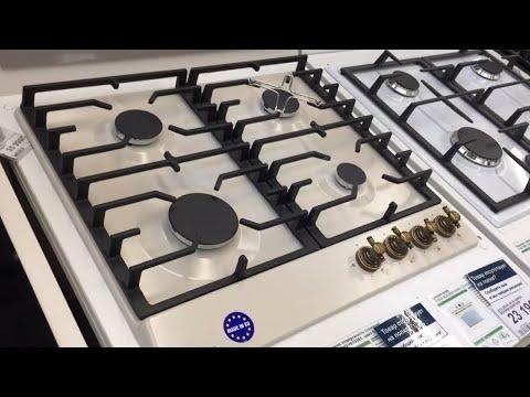 Варочные панели, духовые шкафы. Большой обзор встраиваемая техника для кухни.