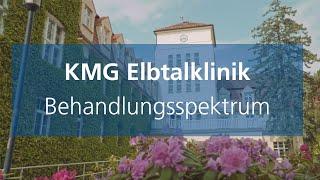Behandlungsspektrum der KMG Elbtalklinik