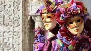 видео Карнавал в Венеции 2018