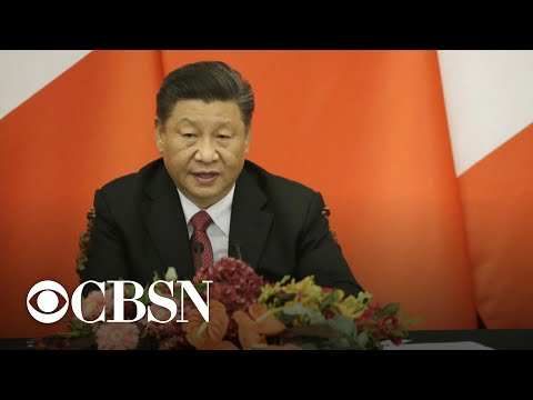 China ramps up political interference ahead of Taiwan's presidential election