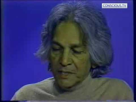 U G Krishnamurti 1 - 'Calamity Consciousness' - Interview by Iain McNay in 1989