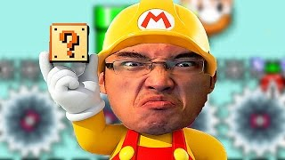 Super Mario Maker FR | JE MASSACRE VOS OREILLES!