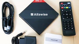 Analejs דואר בדיקות: תיבת אנדרואיד H96 Pro + (3GB RAM, 32GB ROM)