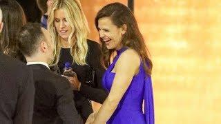 Jennifer Garner, Amy Adams And Leslie Mann Party Post-Oscars