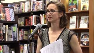 """Molly Ringle talks about her trilogy at """"Words, Writers & West Seattle"""""""