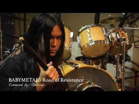 BABYMETAL - Road Of Resistance Drum Cover