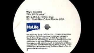 Warp Brothers - Phatt Bass* Ariel Remix  (C) 2000