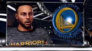 NBA 2K17: Cavs Vs Warriors Pc Gameplay In 2K