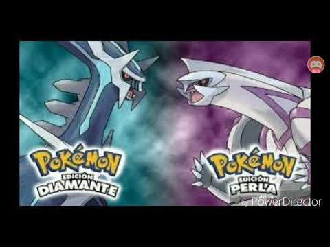 Pokémon Diamante Y Perla Con La Pokédex Completa Y Minecraft Pe