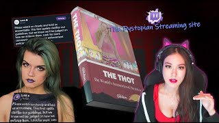 Twitch The Dystopian Streaming site