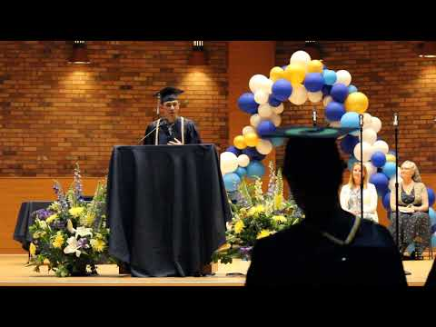 404558e28d Riverdale High School 2018 Valedictorian Speech