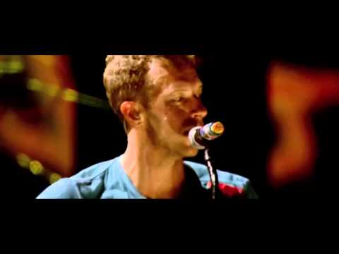 Coldplay Yellow Live 2012 Stade De France HD With Lyrics For Ikram