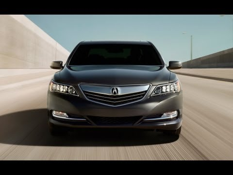 2017 Acura Rlx 0 60 Mph Drive Review The Return Of All Wheel Steering You
