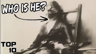 Top 10 Mysterious People In History