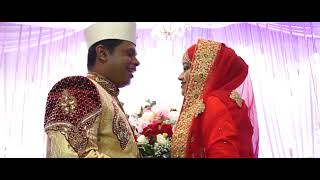 The wedding highlights of Faizal & Fatimah - 24th March 2018
