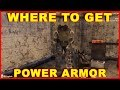 Fallout 76: How to Get Power Armor