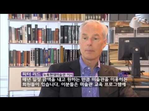 korean publc tv art and art market