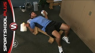 Upper Body Workout with Bode Miller
