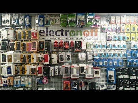 Интернет-магазин Electronoff.ua для радиолюбителей и профессионалов: видео тур