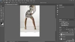 Tutoriel Photoshop CC : Allonger les jambes d'un personnage   video2brain.com