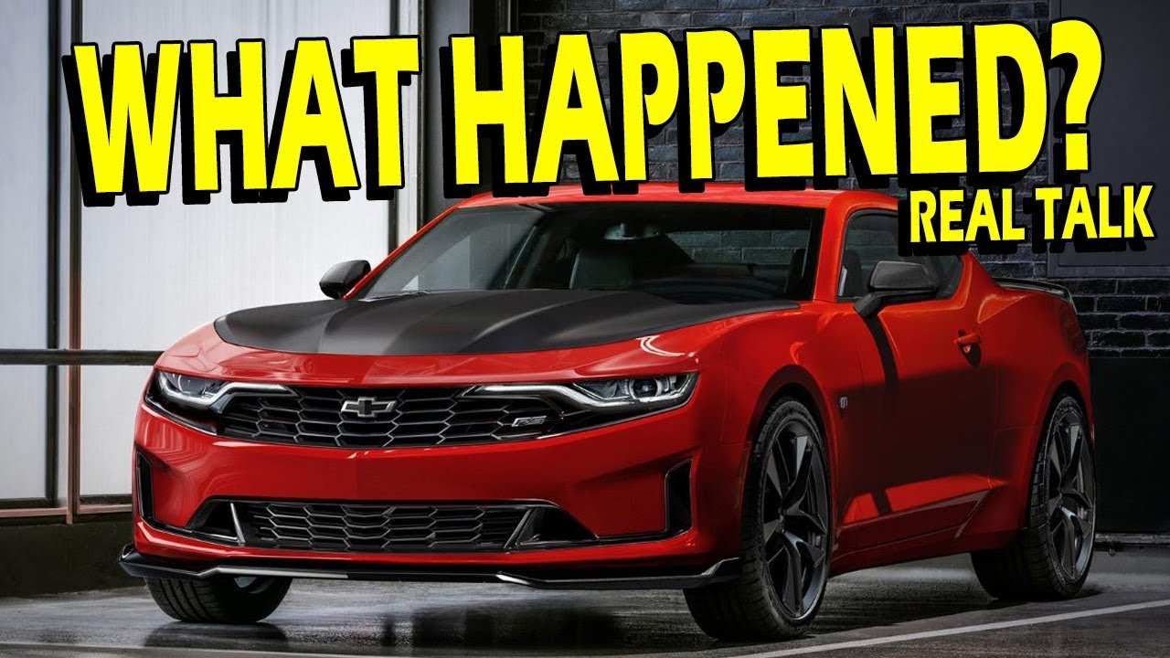 2019 Camaro Thoughts A Deep Dive On The New Design