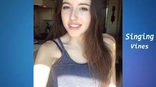 Alyssa Light Vine compilation - Best Singing Vines w/ Song Names