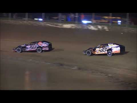 Modified Heat #3 from Portsmouth Raceway Park, August 18th, 2018.