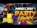 Minecraft PARTY GAMES THE WORST 17 w Preston, Vikkstar123, PeteZahHutt Lachlan