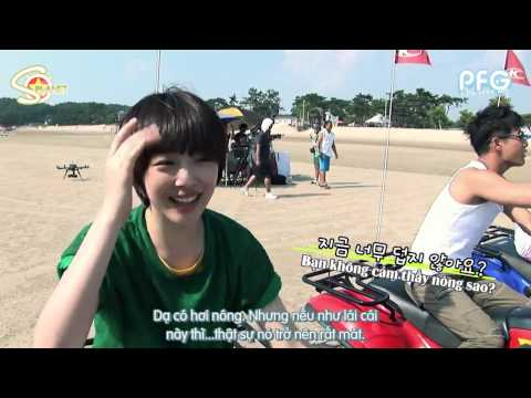 [Vietsub] SBS Drama For You in Full Blossom_Making Film 5